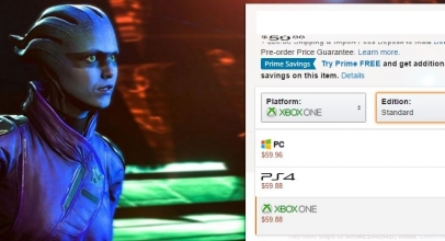 Mass Effect Andromeda: Download, pre order or Buy, release date and trailer