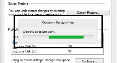How to create Backup and restore point on windows 10 PC/ Laptop