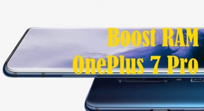 How To Boost RAM In OnePlus 7 Pro, Free Up RAM and Clear RAM Cache or Program