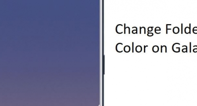 How to Create folder/ Change Folder Color on Galaxy S10/ S10 Plus/ S10e