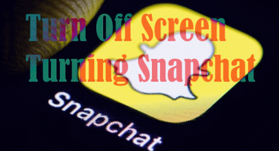 How To Disable Snapchat Notification Automatically Turing Screen On Android Mobile