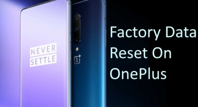 How To Factory Data Reset On OnePlus 7 And OnePlus 7 Pro [ OxygenOS]