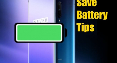 Tips To Save Battery On OnePlus 7 Pro When Battery Is Draining Faster