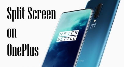 How To Enable/Disable Split Screen on OnePlus 7T/7 Pro/ 7 Pro: Two Apps on a Screen