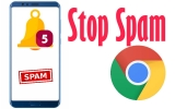 Reset Google Chrome App Data On Android: Clear Or Stop Spam Notification On Android Chrome Browser