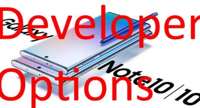 How to Enable Developer Option on Galaxy Note 10 and Note 10 Plus