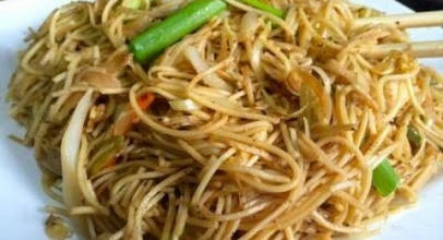 Chinese Chicken Noodles Perfect for Children