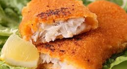 Crispy fish fry, delicious and yummy recipe for new year