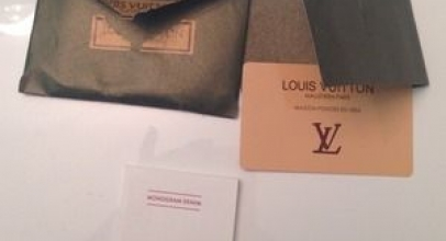 Identify fake louis vuitton using authenticity card and envelope: Part 3