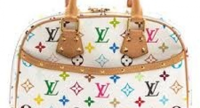 Replica Multicolor Louis Vuitton identification using Quatrefoils