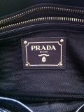 How to identify fake Prada bags/handbags or fake Prada items
