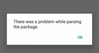 There was a Problem Parsing the Package on Android Mobile: Samsung Galaxy, oneplus, Google Pixel, MI & Other